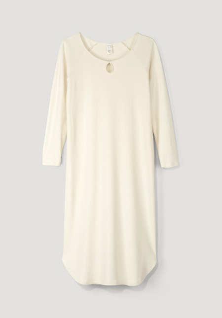 Nightdress ModernNATURE made of pure organic cotton