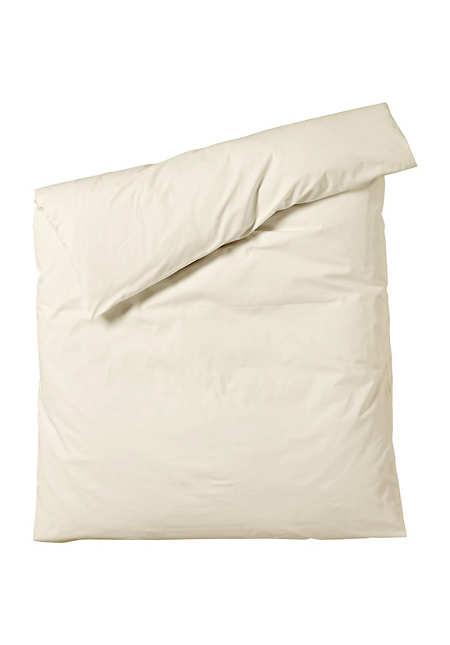 Satin-Bettwäsche aus reiner Bio-Baumwolle in Sondergrössen