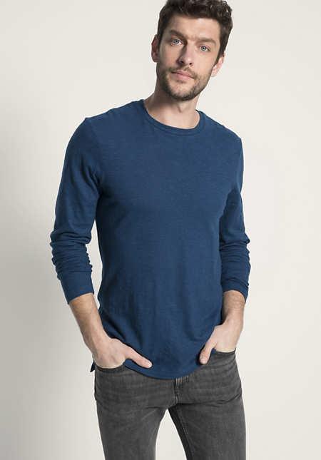 Shirt aus Hanf und Bio-Baumwolle