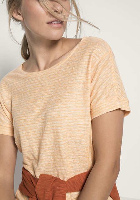 Shirt aus reinem Leinen