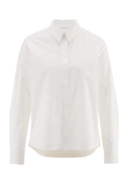 Shirt blouse made from pure organic cotton
