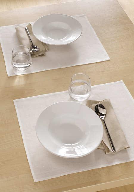 Tischset aus Hessen-Leinen, 2er-Set