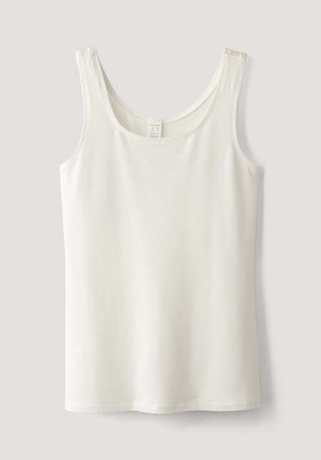 Top made of organic cotton and TENCEL ™ Modal