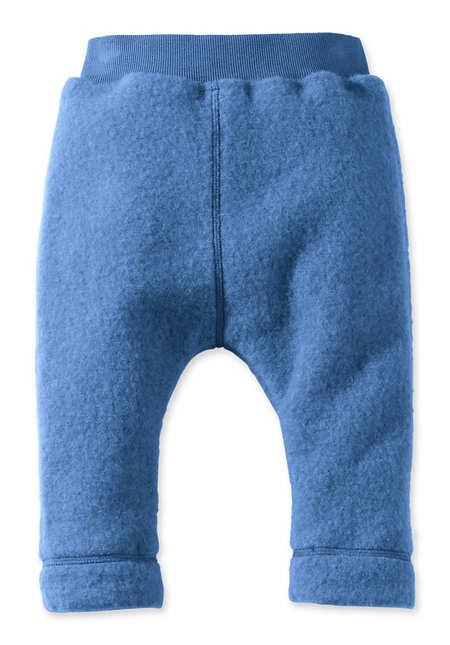 Wollfleece Hose aus reiner Bio-Merinowolle